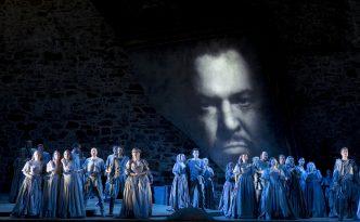 Savonlinnan Oopperajuhlien avajaisteos on Verdin Otello, joka saa ensi-iltansa 8.7. Kuva: Soila Puurtinen, Itä-Savo