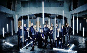 Kuvassa Ensemble Musikfabrik. Kuva: Jonas Werner-Hohensee