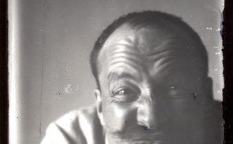 Hugo Simberg, omakuva.